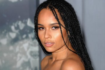 Mandatory Credit: Photo by Everett Collection/REX (4540564p)  Zoe Kravitz  'Insurgent' film premiere, New York, America - 16 Mar 2015